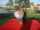 Vintage tall BIG BOY Miners Carbide Lamp Brass Mining Blasting 818