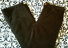 NYDJ size 16 pants corduroy chocolate brown Not Your Daughters Jeans boot cut