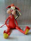BILL THE CAT Bloom County Plush 1987 Dakin Full Sized Version with tags