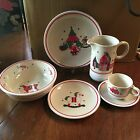 Christmas Epoch China - 43 PIECE SET -  HOLIDAY JOY, COMPLETE SET WITH EXTRAS!