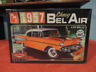 NEW AMT 1/25 Cindy Lewis 1957 Chevy Bel Air w/Diorama Color AMT988/12