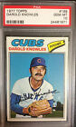 1977 Topps Darold Knowles #169 - PSA 10 Gem Mint Chicago Cubs