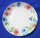 Set 3 NEW Dinner Plates 222 Fifth Bastia Blue Bird Spring Colors Fine China