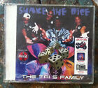 The Tri 5 Family ‎Shake The Dice Tri 5 Records ‎CD Album Country US 1999 Hip Hop