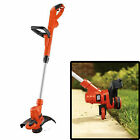 Black & Decker Electric Grass Weed Trimmer Eater Edger Lawn Care Yard GH 900 NEW