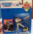 NIP 1995 Edition Starting Lineup 4 Inch Vinyl Figurine and Card: Jay Buhner
