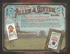2016 TOPPS ALLEN & GINTER BASEBALL FACTORY SEALED HOBBY BOX