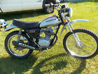 Honda: Other 1973 honda sl 125 motorsport k 2 runs good original paint exhaust cr xr cl cb