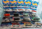 Collectors Hot Wheels lot of 17.  1997-2000 First Editions .