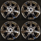 Set of 20 Wheels w Chrome Clad Cover for 10 13 Cadillac SRX OEM Quality 4666
