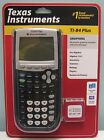 TEXAS INSTRUMENTS TI-84 PLUS GRAPHING CALCULATOR , NEW IN BOX