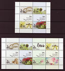 NEW ZEALAND 2014 PERSONALISED STAMPS 2 SHEETS UNMOUNTED MINT
