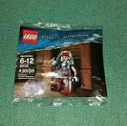 LEGO Pirates of the Caribbean Jack Sparrow Sealed New 30132 RETIRED LIMITED