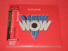 VOW WOW VOWWOW  CYCLONE   JAPAN DIGIPAK Blu-spec CD