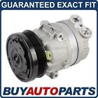BRAND NEW PREMIUM QUALITY AC COMPRESSOR  A C CLUTCH FOR CHEVY  GEO PRIZM