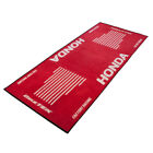 For Honda XL 600 LM Biketek Red White Workshop Garage Mat Christmas Gift