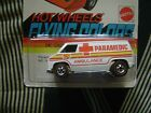 Hot Wheels REDLINE Flying Colors SUPER VAN White Paramedic