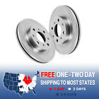 Front Quality Replacement OE Brake Rotors GEO CHEVY PRIZM TOYOTA COROLLA PRIUS