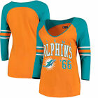 5th  Ocean by New Era Miami Dolphins T Shirt NFL