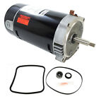 Hayward Super Pump 1 HP SP2607X10 Pool Motor Replacement Kit UST1102 w GO KIT 3