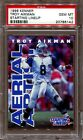 PSA 10 TROY AIKMAN 1996 KENNER STARTING LINEUP DALLAS COWBOYS