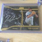 2016 Topps Tier 1 TOM GLAVINE Prime Performers Silver on card AUTOGRAPH! 5 10