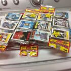 1986 topps lot of 52 rack pack packs baseball flat rate box