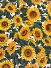 Sunflower Fabric 1 Yard