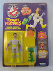 Real Ghostbusters Fright Features Winston Zeddemore Kenner Action Figure ON CARD