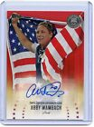 2016 Topps US Olympic and Paralympic Team Hopefuls Trading Cards 53