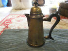 QUEEN ANNE STYLE SILVER DOMED CHOCOLATE/COFFEE/TEA POT