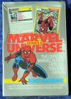 NEW 1991 MARVEL UNIVERSE Series II TRADING CARD BOX FACTORY SEALED Impel