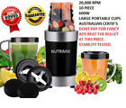 NEW Nutrimix PRO 600W Nutrition Bullet style 10P Extractor Blender Juicer Mixer