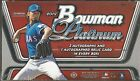 2012 Bowman Platinum Baseball Factory Sealed Hobby Box - 3 Autographs per Box