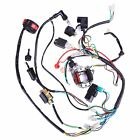 COMPLETE ELECTRICS ALL WIRING HARNESS WIRE STATOR For ATV QUAD 50CC 110CC 125CC