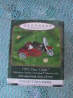 Hallmark Mini 1962 Duo-Glide Harley-Davidson Collector Series Ornament - 2001