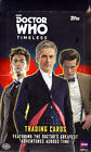 2016 DOCTOR WHO Timeless Trading Cards - Factory Sealed HOBBY Box