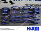 HR Sport Lowering Springs kit for 1989 1995 Geo Metro Sedan Hatchback