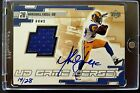 2000 Marshall Faulk Upper Deck Game Jersey Auto 28