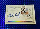 ***1 1*** ANDREW LUCK 2015 NATIONAL TREASURES AUTO AUTOGRAPH COLTS STANFORD WOW!