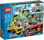 NEW Sealed Retired 2013 LEGO 60026 City Town Square 914 Pcs Building Set