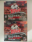 2014 TOPPS UPDATE BASEBALL JUMBO FACTORY SEALED HOBBY 2 BOX LOT