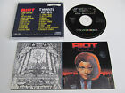 RIOT Restless Breed + TYRANT'S REIGN Year CD 1982/1987 ORIG. REBORN CLASSICS!!!