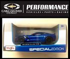2015 Chevrolet Corvette ZO6  Blue  MAISTO Die Cast Car 1:24 BRAND NEW IN BOX