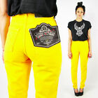 NWT Vtg 80s 90s Express Grunge High Waist Skinny Leg Fit Ankle Pant Jeans 1 2 XS