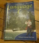 ABEKA Book Gods gift of Language C homeschooling text book spiral TE 2nd Ed
