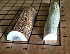 2 Small Split Elk Deer Antler Dog Chew Great For Small Dogs Who Love To Chew