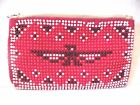 LAS VEGAS BEADED THUNDERBIRD CHANGE PURSE - HANDMADE W/ THUNDERBIRD DESIGN