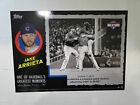 2015 Topps Exclusive Jake Arrieta 4 25 Post Season Moments 14x10 Poster SSP