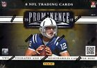 2012 Panini Prominence Football Factory Sealed Hobby Box: Andrew Luck Auto??????